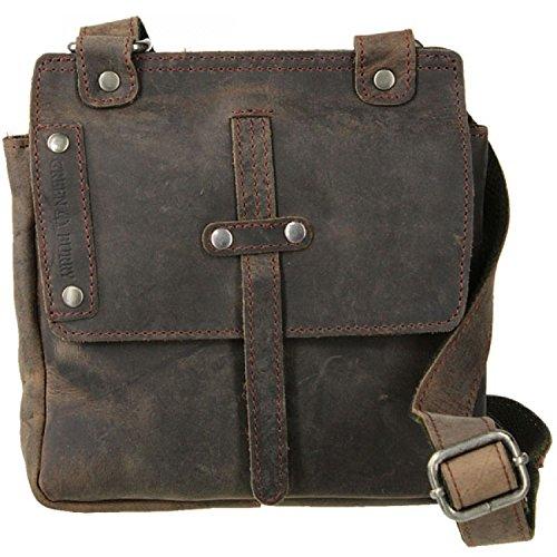 Green Burry Small Shoulderbag Vintage Revival Vol.2 brown