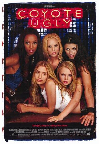 Pop Culture Graphics Coyote Ugly Poster Movie 11x17 Piper Perabo Maria Bello Tyra Banks John Goodman
