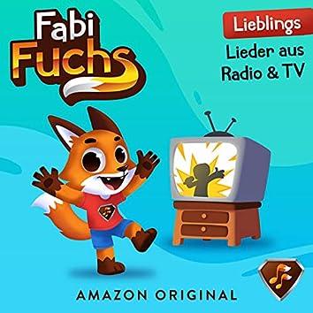 Lieblingslieder aus Radio & TV (Amazon Original)