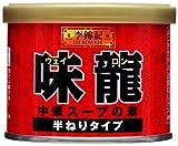 エスビー 李錦記 中華スープの素 ウェイロン 缶100g