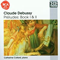 Debussy;Preludes Books 1+2