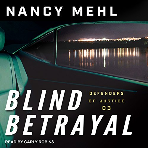 Blind Betrayal audiobook cover art