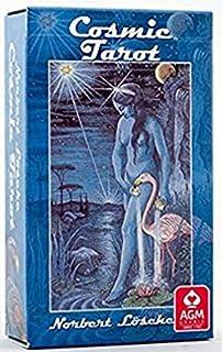 Kancharo タロットカード 78 枚 タロット占い【コスミック タロット Cosmic Tarot】日本語説明書&ポーチ付き(正規品)