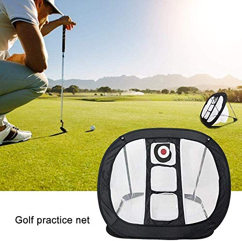 WXCCK Chipping Pop Up Golf Net Indoor Outdoor Inklapbare Golf Accessoires Golf Target Net voor nauwkeurigheid en Swing praktijk