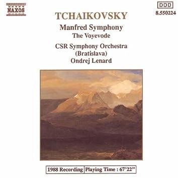 TCHAIKOVSKY: Manfred Symphony / Voyevoda