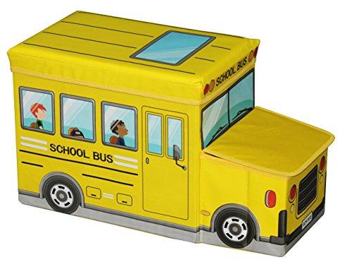 Organizador infantil Multivisão OT00073-AM Amarelo