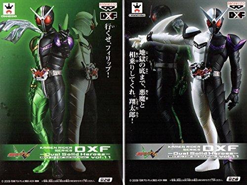 All Two Kamen Rider Series Dxf Dual Solid Heroes Vol 11 Kamen Rider W Fang Joker Kamen Rider W Cyclone Joker Buy Online In Aruba At Aruba Desertcart Com Productid 29099193