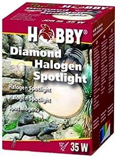 HOBBY Terrarium, Diamond Halogen Spot 75 W