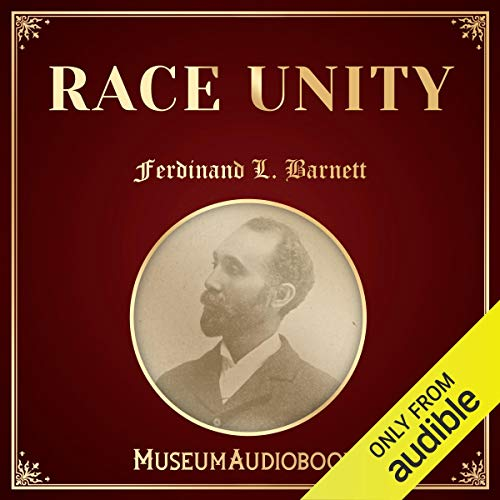 Race Unity audiobook cover art