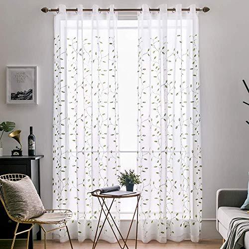 cortinas blancas dormitorio juvenil