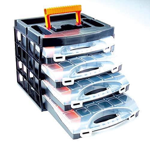 System Sortimentskasten/Sortimentschrank/Schubladen Ordnungssystem