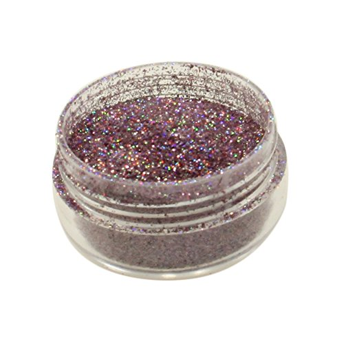 Diamond FX Polyester Glitter – Cristal Rose (5 GM)
