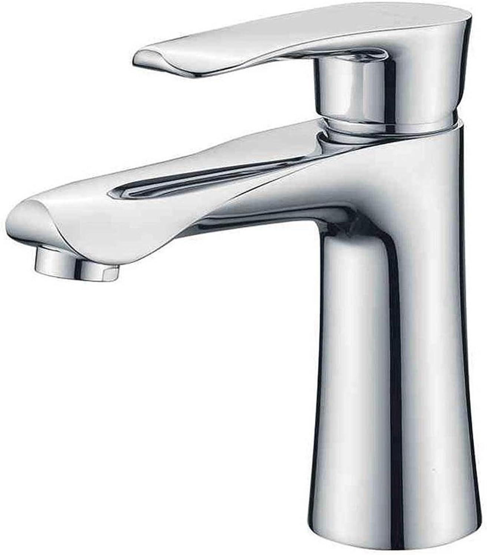 JBP Max Wasserhahn Haus Kupfer Heies und Kaltes Beckenwasser Hahn Warm-und Kaltwasser Hahn-10