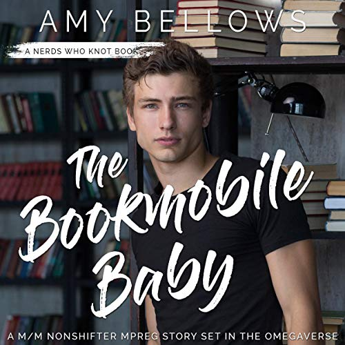 The Bookmobile Baby Audiobook By Amy Bellows cover art