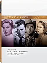 Classic Quad Set 7: (Anastasia / Gentleman's Agreement / The Ox-Bow Incident / The Snake Pit)