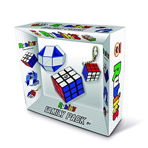 Rubik's- Rubiks Pack de cubos para toda la familia, Color surtido, miscelanea (Goliath 72142006)