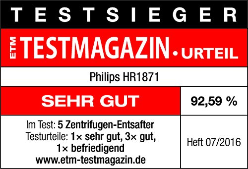 Philips HR1871/10 Avance - 6