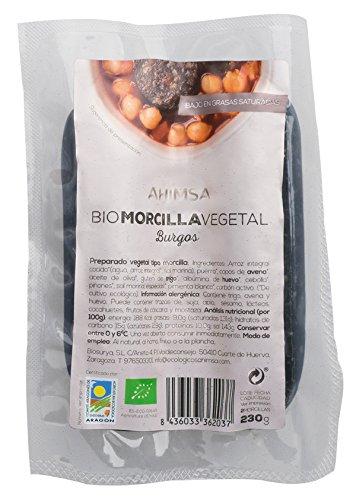 Ahimsa Embutidos Vegetales Larga Duración - Paquete de 12 x 230 gr - Total: 2760 gr