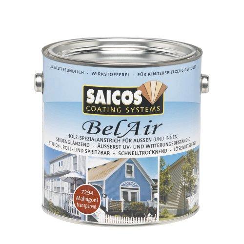 Saicos 7294 501 Bel Air Holzspezialanstrich Mahagoni 2.5 l