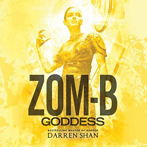 Zom-B Goddess audiobook cover art