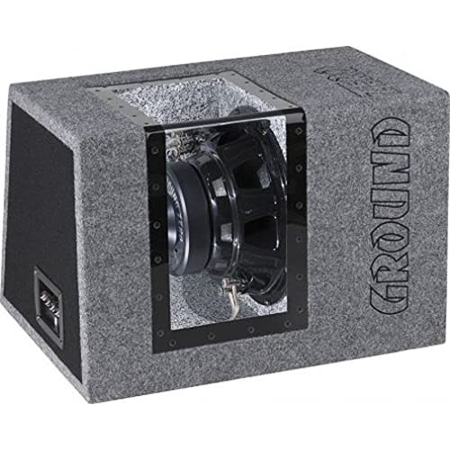"Ground Zero GZTB 2500BP - 25 cm / 10"" Subwoofer box"
