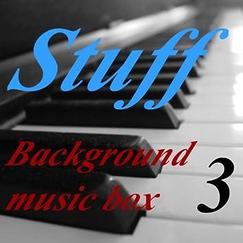 Background Music Box, Vol. 3