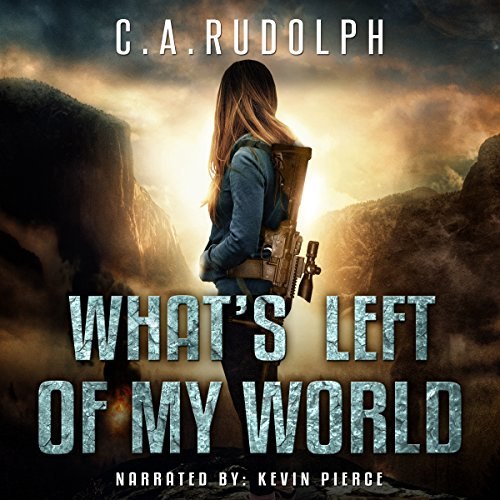 What's Left of My World audiobook cover art
