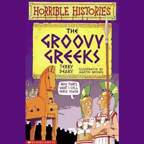 Horrible Histories cover art