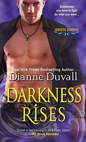 Darkness Rises (Immortal Guardians, Band 4)