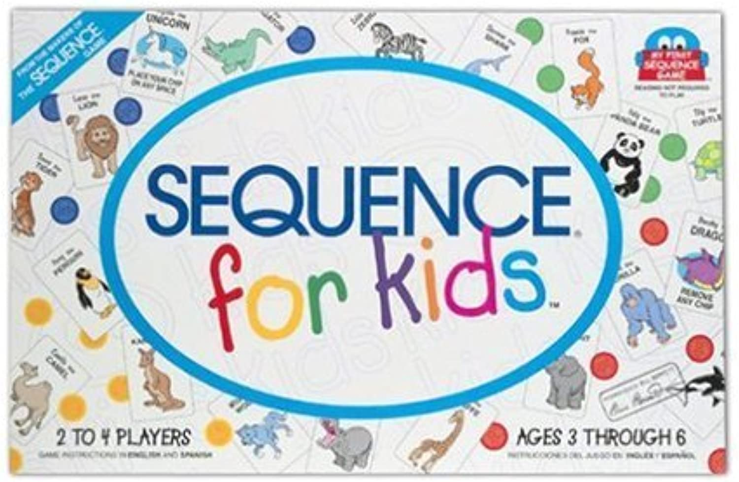 Sequence for Kids by Brybelly