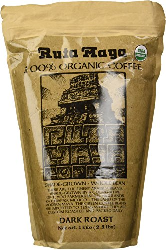 Ruta MAYA COFFEE Dark Roast, 35.2 OZ