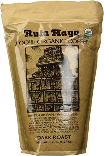 RUTA MAYA COFFEE Dark Roast, 35.2 OZ