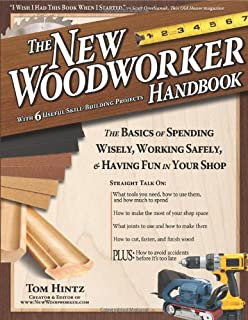 New Woodworker Handbook: The Basics of Spending Wisely, Working Safely, & Having Fun in Your Shop