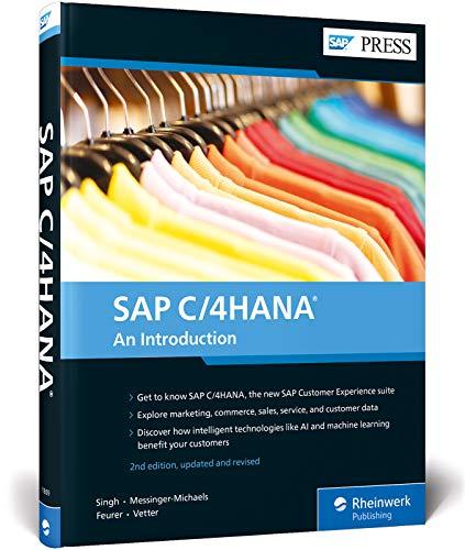 SAP C/4HANA: An Introduction (SAP PRESS: englisch)