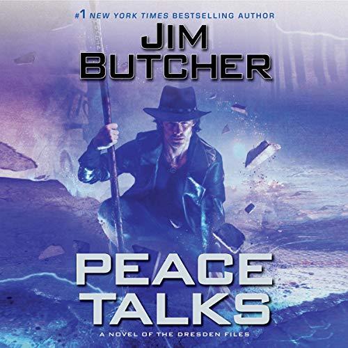 Peace Talks: Dresden Files, Book 16