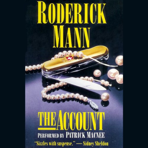 The Account audiobook cover art