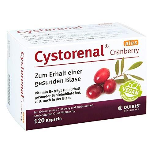 CYSTORENAL Cranberry plus Kapseln, 120 St