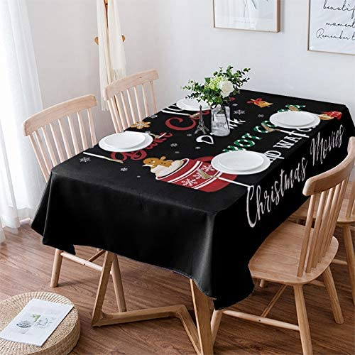 Table Cloth Free shipping anywhere in the nation Wrinkle Free Dining 54