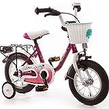 DREAM Kinderfahrrad 12 Zoll Fahrrad für Kinder ab 3 Jahre Mädchen Fahrräder Kinderrad...