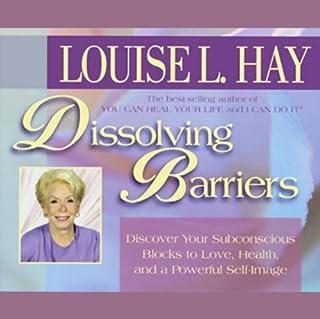 Dissolving Barriers cover art