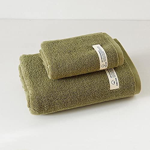 Luxe gekamde handdoek,Antibiotica kitan handdoek-Di_34 * 75 + 70 * 140,Grote badhanddoekenset