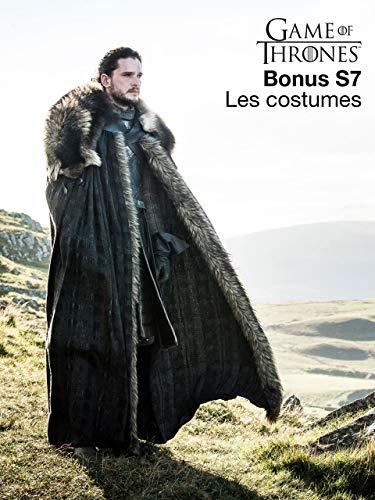 Bonus - Les costumes - Game of Thrones S7