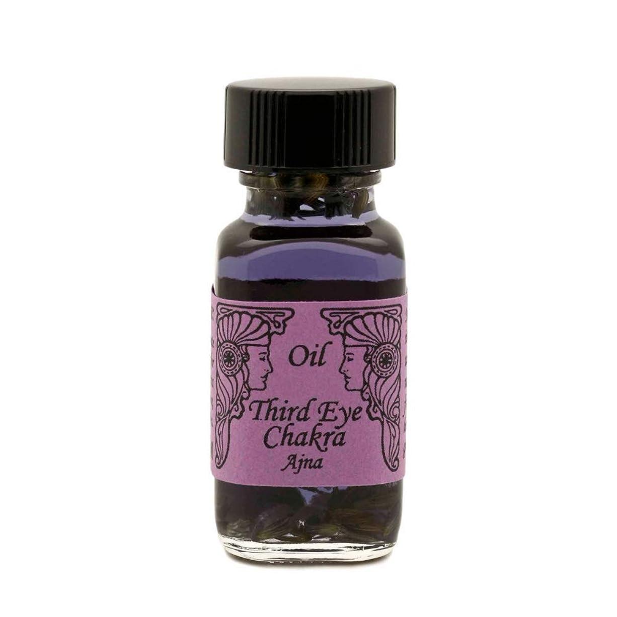 トレード地味なオンスSEDONA Ancient Memory Oils セドナ アンシェントメモリーオイル 3RD Eye Chakra サードアイ ブラウ チャクラ 15ml