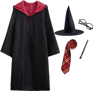 O.AMBW-Disfraz de Capa para Adultos y ninos de Harry Potter