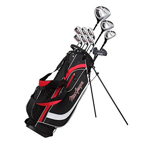 MacGregor CG2000 Jeu de Clubs de Golf pour Homme avec Sac...