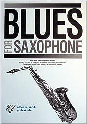 Blues for saxophone - Partitions de saxophone