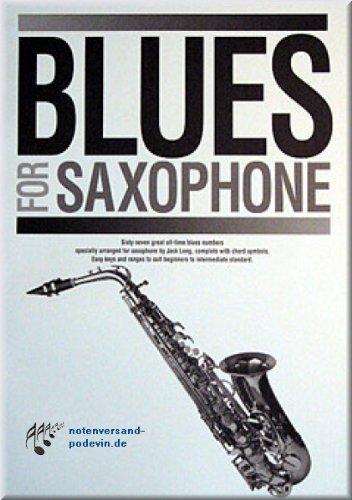 Blues for Saxophone - Saxophon Noten [Musiknoten]