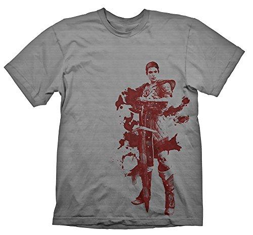 Dragon Age Inquisition T-Shirt Cassandra Size L