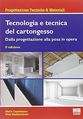 Foto di Tecnologia e tecnica del cartongesso
