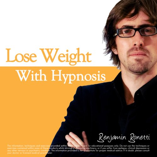Lose Weight with Hypnosis PLUS Bestselling Relaxation Audio audiobook cover art
